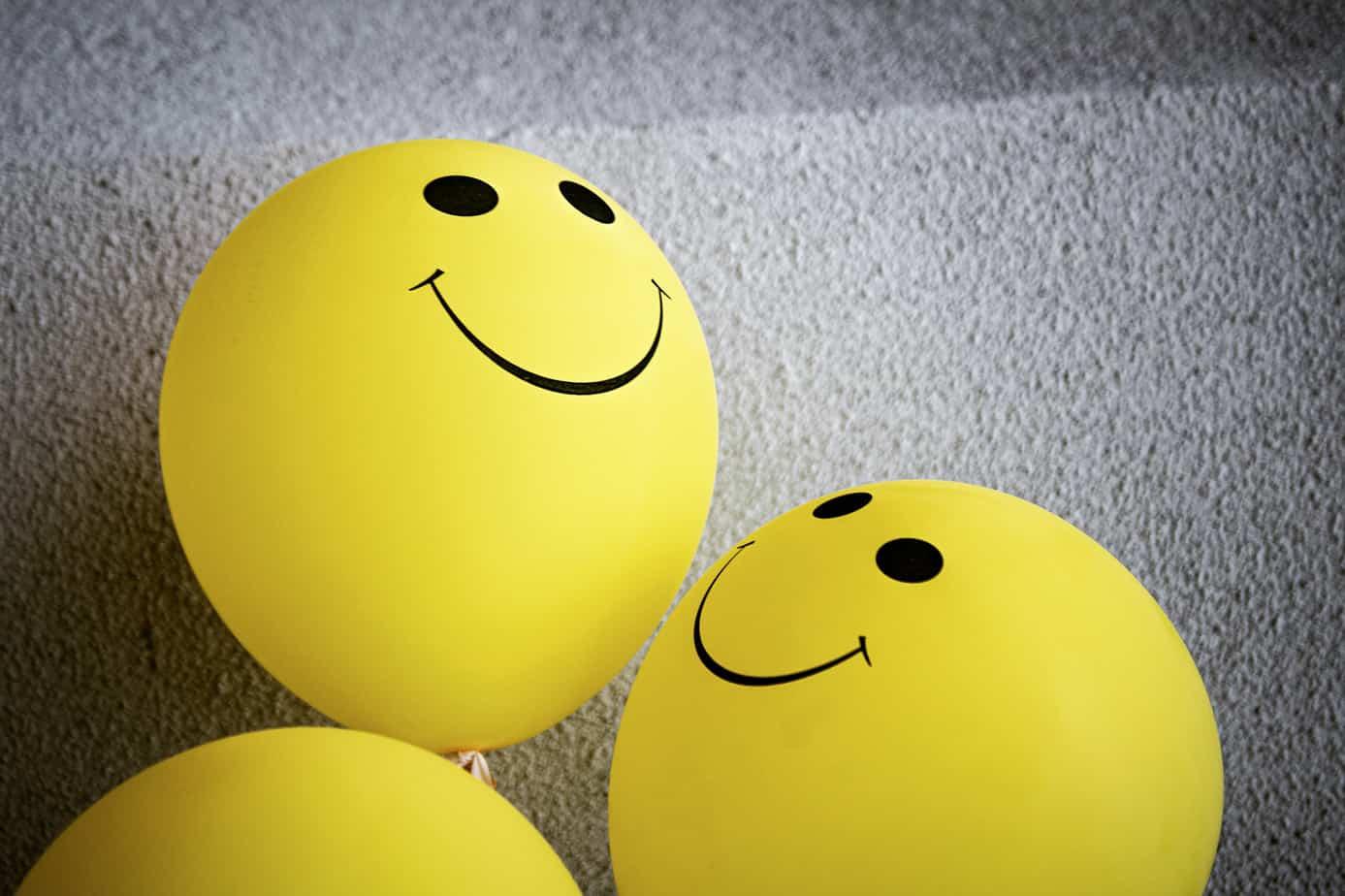 iloiset ilmapallot